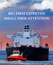 big legal firm expertise small legal firm attention